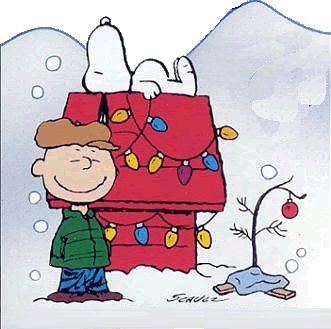 Charlie Brown Christmas....you know you looked forward to this coming on every year!!! :)