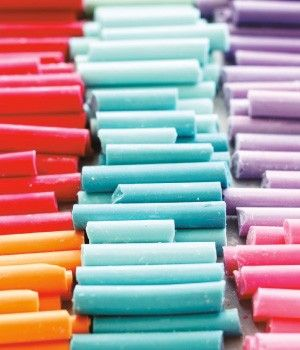 Edible Chalk (to Go with Chalk-Board Cookies