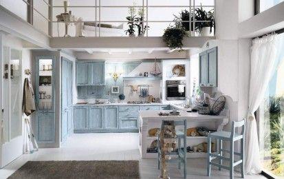 Cucine in muratura tante idee di stile e design [FOTO] - La cucina in muratura è una delle particolari tipologie di arredamento in grado di personalizzare la casa e rendere unico l'ambiente della casa dove si trascorre più tempo in compagnia della famiglia e degli amici.