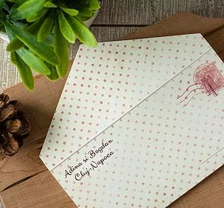 Choose your favorite model of wedding invitations from our special selection. Every each one is uniquely crafted for you.
