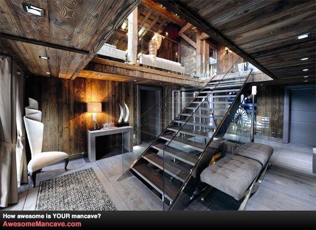 Modern Man Cave Ideas: 52 Best Images About Shop/scott's Office On Pinterest