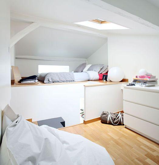 Rangement Chambre 11 Id Es De Meubles De Rangement Astucieux Attic Lofts And Bedrooms
