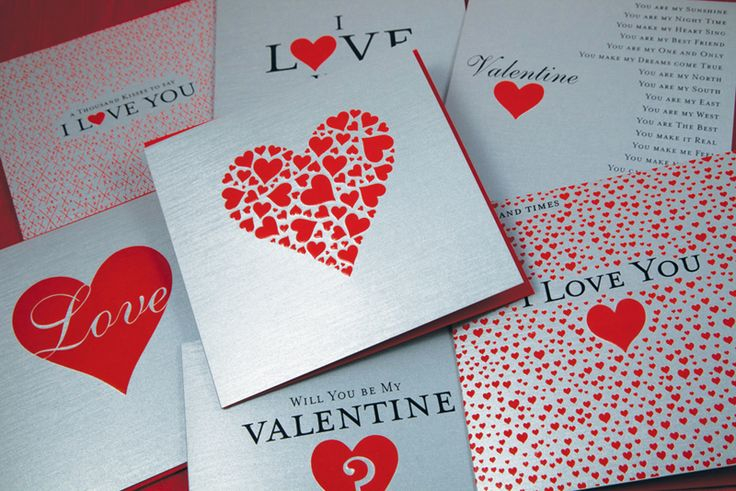 L'Amore Valentine Card by Blue Eyed Sun