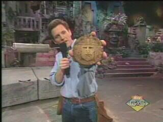 "Loved coming home after primary school to watch some ""Legends of the Hidden Temple"".  #childhoodmemories #nickelodeon"