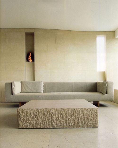 Claudio Silvestrin Paris Apartment, 2011.
