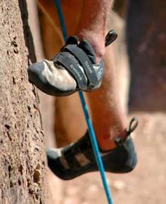 Tips for Buying Rock Climbing Shoes