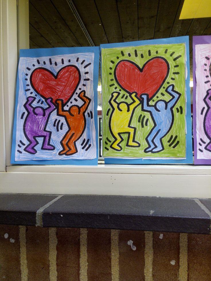 Kern 10 VLL, Keith Haring