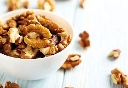 Olejnaté semená a orechoviny obohatia našu stravu o množstvo výživných látok