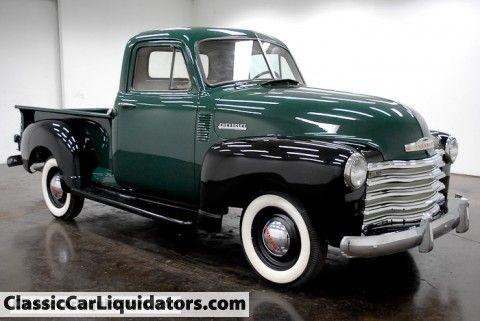 1952 Chevrolet 3100 Pickup 5KPJ22808