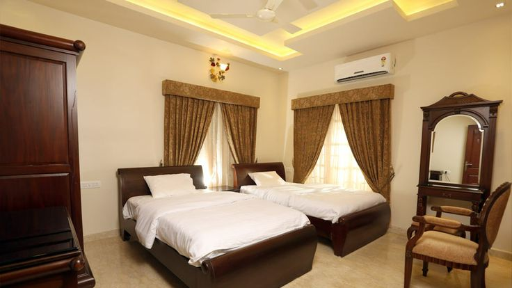 Air conditioned bed rooms, Safe and spacious storage spaces,Intercom, Premium furnitures, LCD TV with cable connection, DVD Player, Internet access