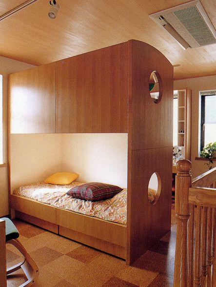 成長に合わせて、ライフスタイルが大きく変化する子どもの部屋。「子ども部屋」を考えることは、家の間取りを決めるうえで大きなポイントになります。子どもひとりひとりが