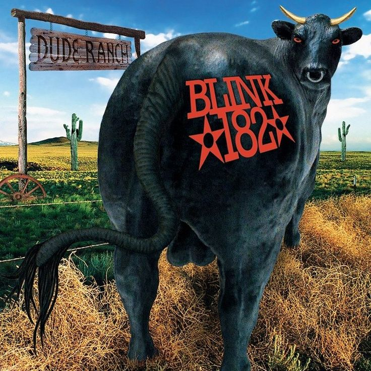 Blink 182 - Dude Ranch on Limited Edition 180g LP