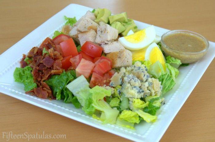 Cobb Salad: Creamy Dresses, Cobb Salad, Awesome Recipe, California Cobb, Fifteen Spatula, Cobbsaladjpg 800529, Good Recipe, Cobbsalad Jpg 800 529, Foodfoodglori Food
