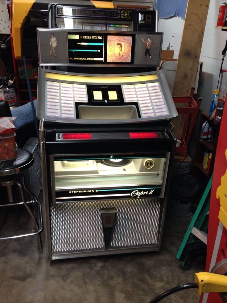 26 Best Images About Rock Ola Jukeboxes On Pinterest