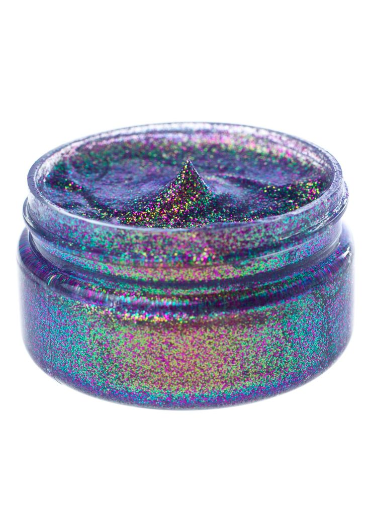Glitter Injections Peacock Glitter Gel if you've got it, flaunt it! This amazing glitter gel features a sik, multicolor glitter with a sticky base that ya can easily apply on yer face, body, and hair. Coming in a 10 gram container, you can stunt anywhere ya go and can even add more loose glitter dust fer exxxtra sparkle.