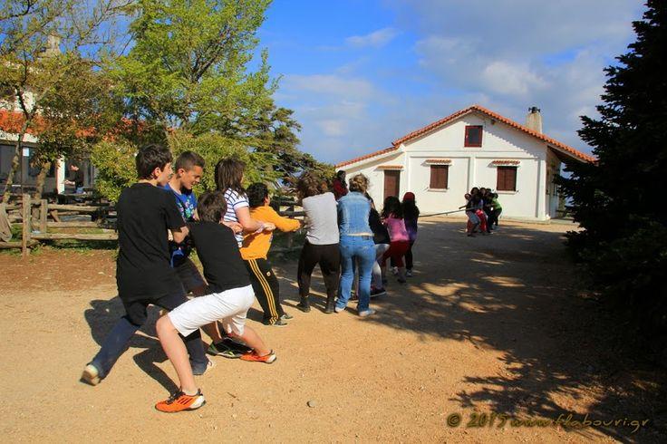 Παιχνίδια δράσης και δεξιοτήτων, καταφύγιο Φλαμπούρι