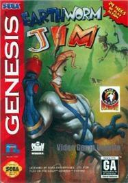 #Earthworm Jim (1994, Sega Mega Drive)