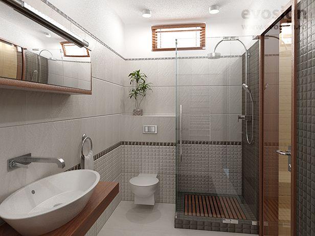 interior baie moderna