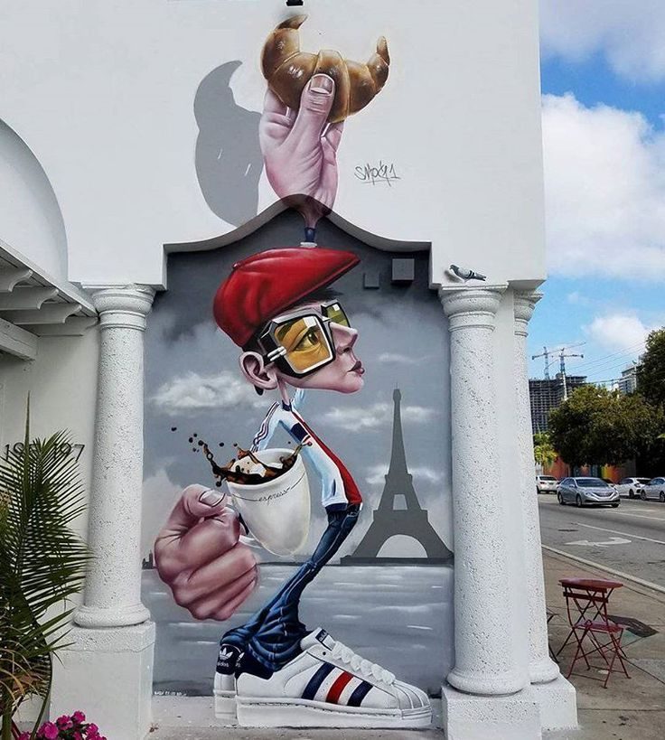 by @smoggraffiti in Wynwood, Miami #art #streetart #graffiti #artist #artwork #streetartnews #graffitiart #mural #streetartist #wall #graffitius #urbanart