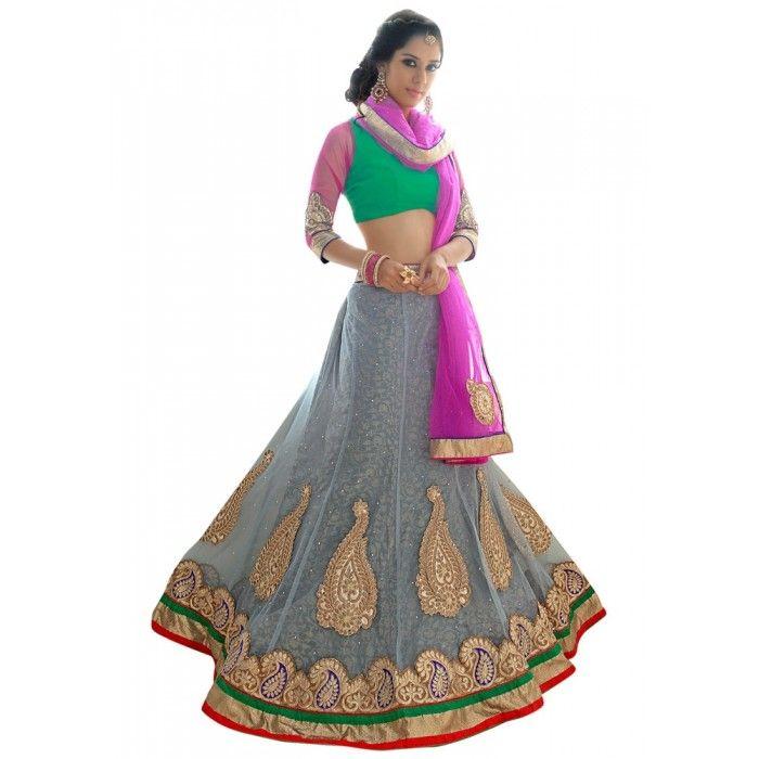 Clearance Sale Designer Lehenga Choli