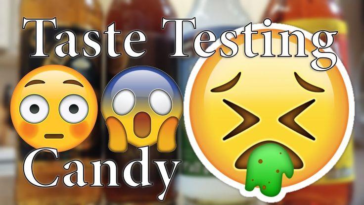 Bacon Soda?! | Candy Taste Testing