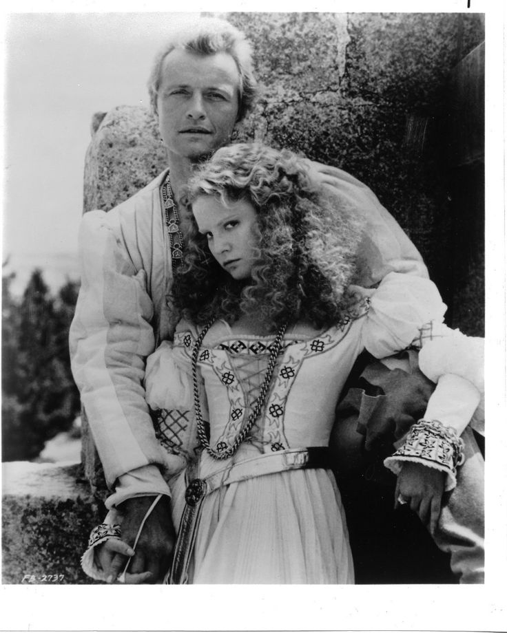 Rutger Hauer Jennifer Jason Leigh - Flesh and Blood
