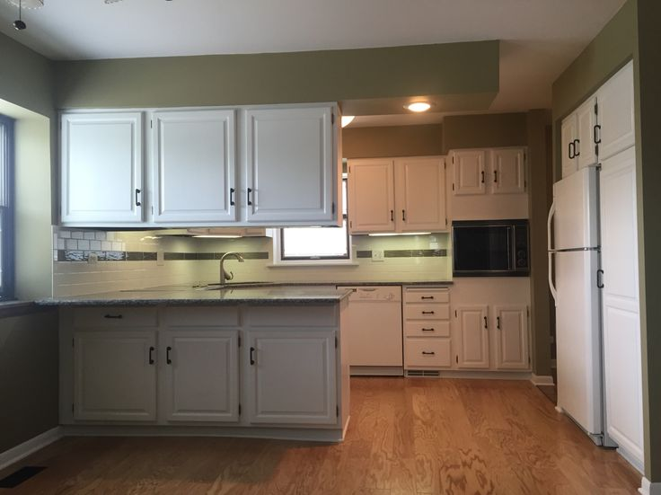 17 best images about kitchen refinishing on pinterest for Prefinished cabinets