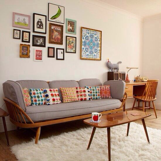 Sofa body is good, do a fun pillow in a great pattern. Hey! That sofa is the same as Anderson's in The Empty Hearse!! Ugh I love it!