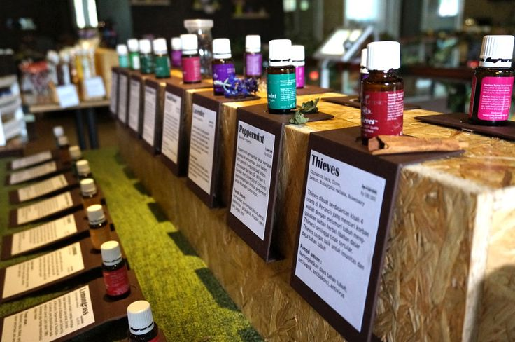 Aromaterapisehat Exhibition & Bazaar, nov 8th 2015