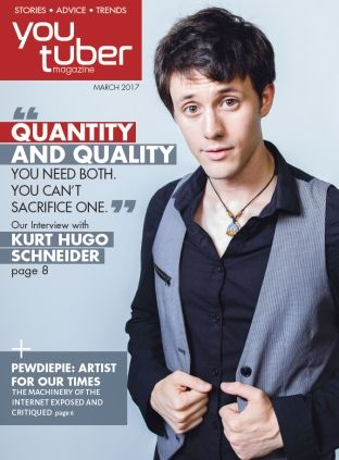 You Tuber - USA - Issue 003 - March 2017