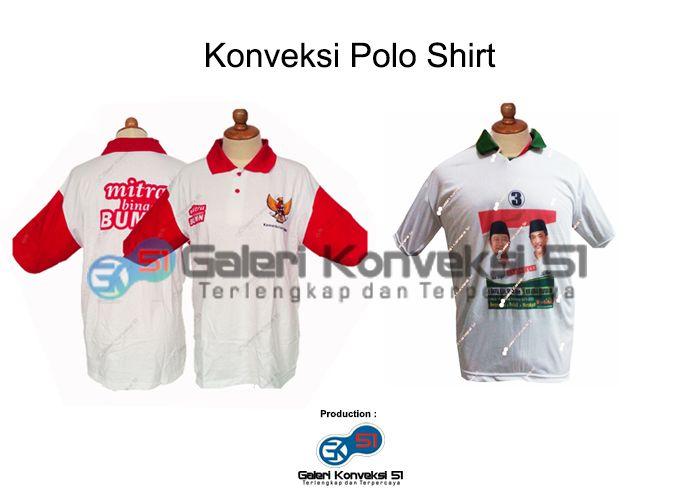 Konveksi Polo Shirt Organisasi