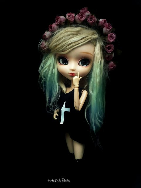 Pullip. Check out my AFFORDABLE doll store: http://astore.amazon.com/bandwapopulcultu. Curated by NYC Metro Fandom (formerly Suburban Fandom). NYC Tri-State Fan Events: http://yonkersfun.com/category/fandom/                                                                                                                                                                                 Plus