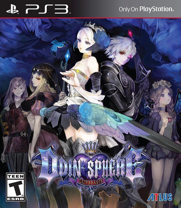 Odin Sphere Leifthrasir For PlayStation 3 (Physical Disc)