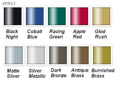 41 best images about spray paint my world on pinterest Metallic spray paint colors