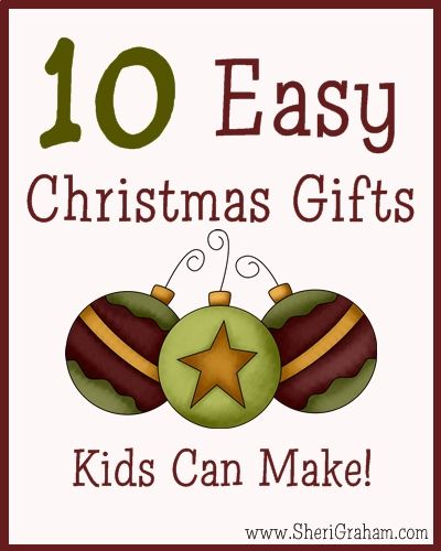 Christmas seems a long ways off still, but it is the time of year when I begin to research some gift ideas for the kids to make to give to family for Christmas. This has been a tradition that I grew up with, and one that we have continued in our family. We find a […]