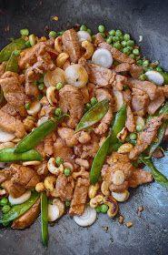 Notburga konyhája: Ázsiai serpenyős pecsenye