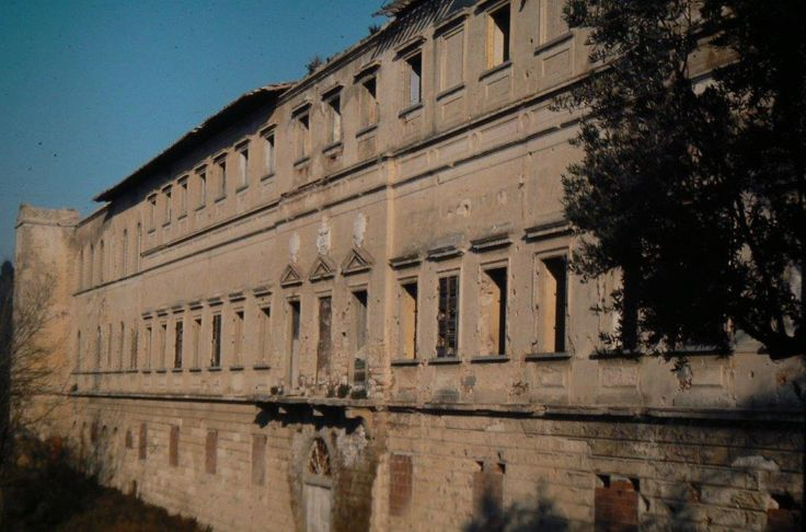 Villa delle Sacca - Ex Convitto Cicognini