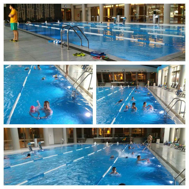 #alegesanatos #oradesport #invatamsainotamprinjoaca #aquagames #AquaSwim