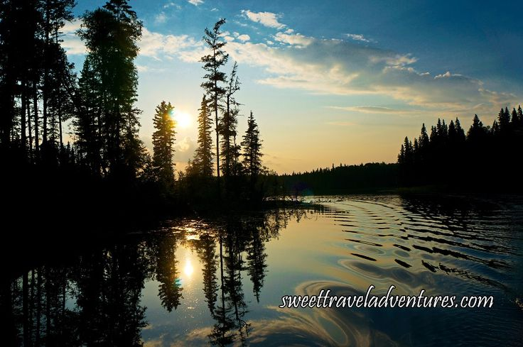 What Made the Sunset Cruise to Crean Lake So Memorable!!! | Sweet Travel Adventures