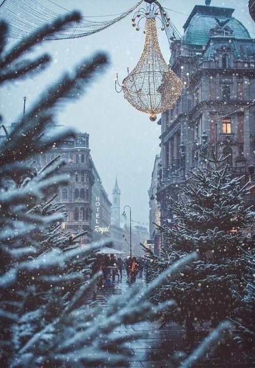 Weihnachten in Wien ist eine ganze Stimmung – #ein…
