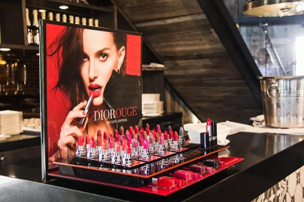 Dior Rouge Event in Doltone House Soho space at Jones Bay Wharf. Sydney venues.