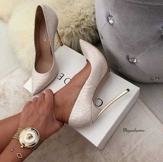 L'Europe et les États-Unis à la lumière de l'extrémité du haut-chaussures de talon bien avec un grand nombre de chaussures, Mme light brown,34