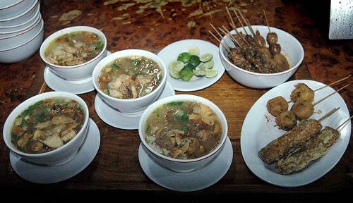 soto bangkong ~ Semarang, Indonesia