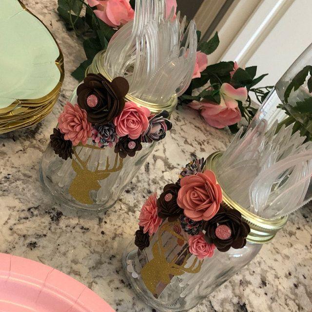 Paper Flower Jars Sparkle Unicorn Paper Flowers Flowers In