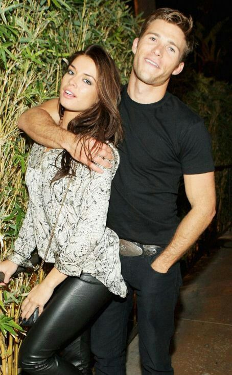 Clint's Son Scott Eastwood and His Girlfriend