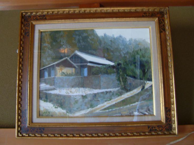 別荘、villa deep in the mountain
