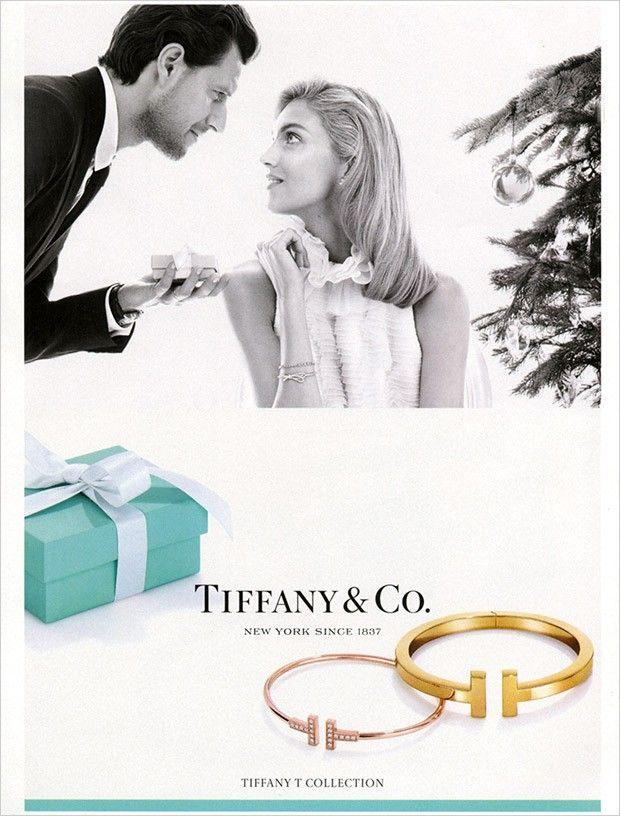 Tiffany and Co. Holiday 2015 by Mario Sorrenti