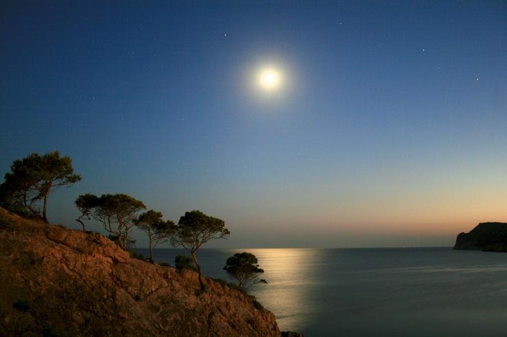 Paguera Bay, Mallorca, Spain