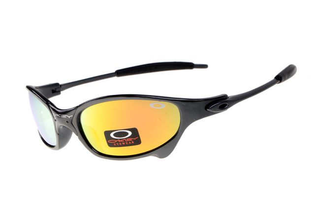 Oakley Juliet Black Frame Colorful Lens 2006