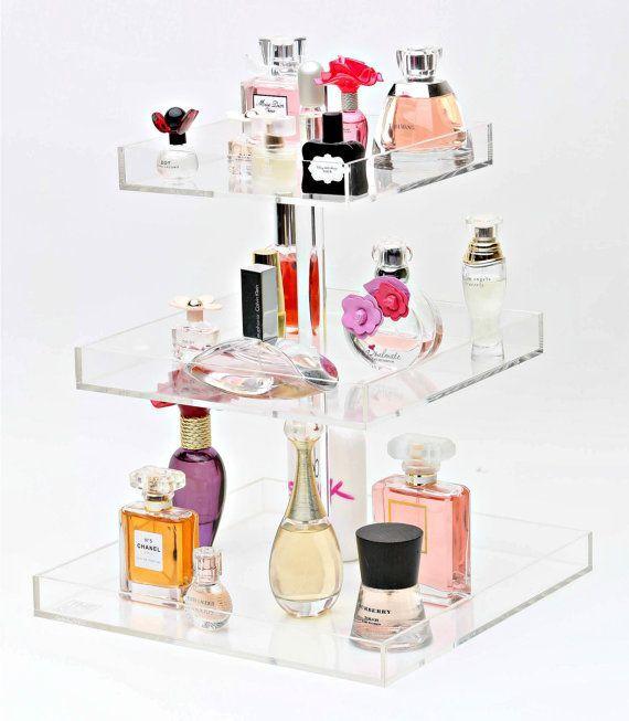 Perfume Tester Display: Perfume Organization, Lotion Storage And DIY